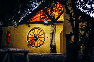 Finca La Encantada, Загородные дома  Сан-Рафаэль - big - 43