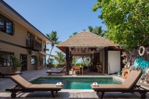 Villas des Alizes, Prázdninové domy  Grand'Anse Praslin - big - 60