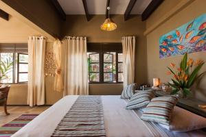 Villas des Alizes, Prázdninové domy  Grand'Anse Praslin - big - 25