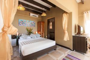Villas des Alizes, Prázdninové domy  Grand'Anse Praslin - big - 26