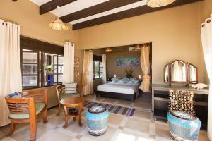 Villas des Alizes, Holiday homes  Grand'Anse Praslin - big - 27