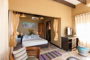 Villas des Alizes, Holiday homes  Grand'Anse Praslin - big - 28