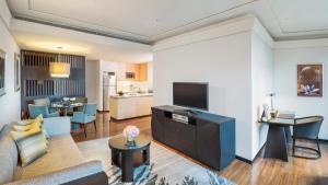 Suite de 2 dormitorios (4 adultos + 2 niños)