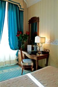 Hotel Giulio Cesare, Отели  Рим - big - 12