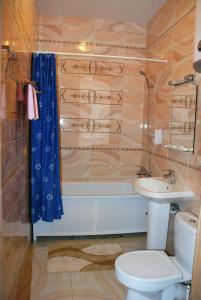 Hotel Novaya, Bed & Breakfasts  Voronezh - big - 23