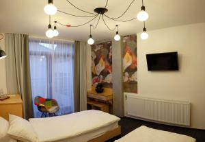 Etude Hotel, Hotels  Lviv - big - 6