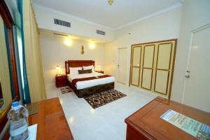 Nejoum Al Emarat, Отели  Шарджа - big - 60