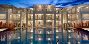 Bellis Deluxe Hotel, Hotely  Belek - big - 8
