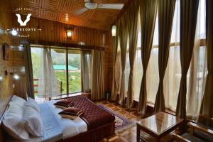 V Resorts Kullu, Resort  Shamshi - big - 9