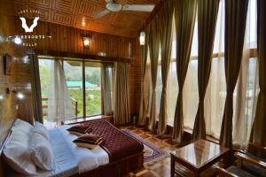 V Resorts Kullu, Üdülőtelepek  Shamshi - big - 9