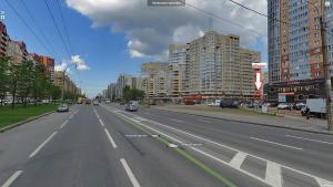 Apartments on Leninsky Prospekt, Ferienwohnungen  Sankt Petersburg - big - 15