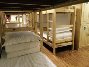 Bett im Männerschlafsaal mit 4 Betten
