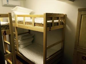 Bett im Frauenschlafsaal mit 4 Betten