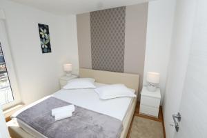 Apartment Parlov 2, Апартаменты  Подстрана - big - 25