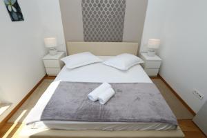 Apartment Parlov 2, Apartmanok  Podstrana - big - 19
