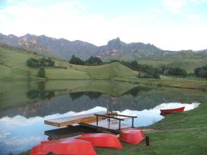 Gooderson Drakensberg Gardens Golf and Spa Resort, Rezorty  Drakensberg Garden - big - 79