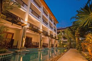 Thai Palace Resort, Resorts  Rawai Beach - big - 32