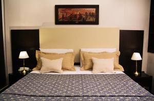 El Hostal del Abuelo, Hotely  Termas de Río Hondo - big - 23