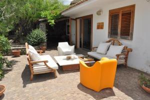 Villa Il Cappero, Prázdninové domy  San Vito lo Capo - big - 76