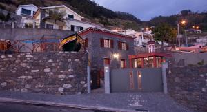 Casa do Barco, Case di campagna  Arco da Calheta - big - 59