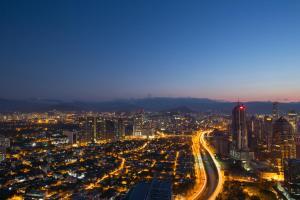 THE FACE Suites, Апарт-отели  Куала-Лумпур - big - 24