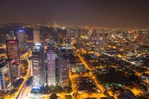 THE FACE Suites, Апарт-отели  Куала-Лумпур - big - 23