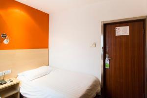 Motel Shanghai Xincun Road Metro Station Ganquan Park, Hotel  Shanghai - big - 3