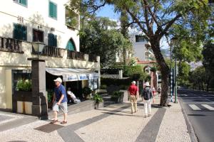 Indigo Madeira - Villa Olga, Apartments  Funchal - big - 5