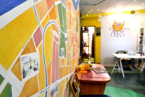 Art Hostel Squat, Ostelli  San Pietroburgo - big - 30