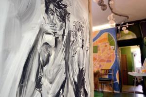 Art Hostel Squat, Hostels  Saint Petersburg - big - 31