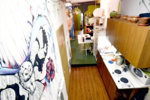 Art Hostel Squat, Ostelli  San Pietroburgo - big - 32