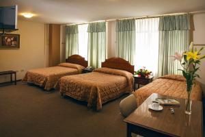 Hotel Podocarpus, Hotely  Loja - big - 12
