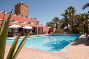 Kenzi Azghor, Hotels  Ouarzazate - big - 38