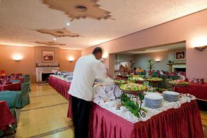 Kenzi Azghor, Hotels  Ouarzazate - big - 58