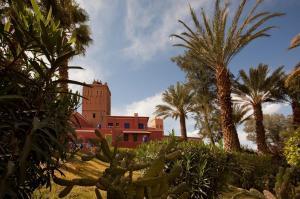Kenzi Azghor, Hotels  Ouarzazate - big - 57