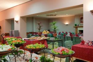 Kenzi Azghor, Hotels  Ouarzazate - big - 54