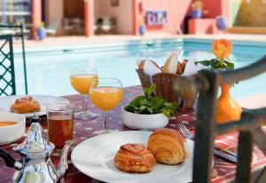 Kenzi Azghor, Hotels  Ouarzazate - big - 51