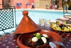 Kenzi Azghor, Hotels  Ouarzazate - big - 43