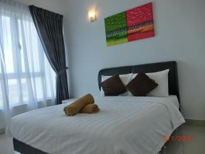 Luxury Tropez Residence, Apartmány  Johor Bahru - big - 4