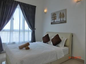 Luxury Tropez Residence, Apartmány  Johor Bahru - big - 1