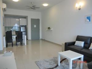 Luxury Tropez Residence, Apartmány  Johor Bahru - big - 12