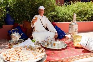 Kenzi Azghor, Hotels  Ouarzazate - big - 42