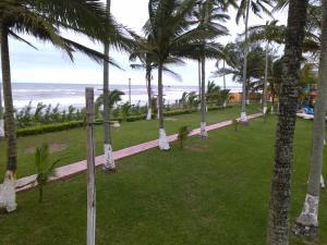 Hotel y Balneario Playa San Pablo, Отели  Monte Gordo - big - 160