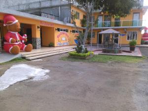 Hotel y Balneario Playa San Pablo, Отели  Monte Gordo - big - 163