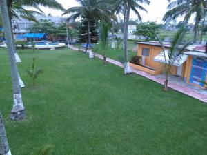 Hotel y Balneario Playa San Pablo, Отели  Monte Gordo - big - 172