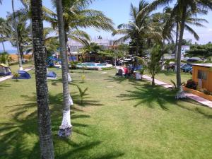 Hotel y Balneario Playa San Pablo, Отели  Monte Gordo - big - 175