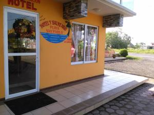 Hotel y Balneario Playa San Pablo, Hotels  Monte Gordo - big - 180