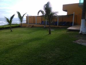 Hotel y Balneario Playa San Pablo, Отели  Monte Gordo - big - 182