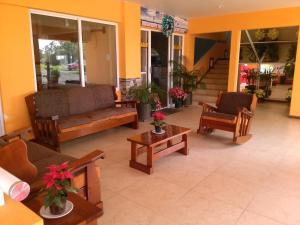 Hotel y Balneario Playa San Pablo, Отели  Monte Gordo - big - 184
