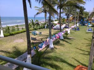 Hotel y Balneario Playa San Pablo, Отели  Monte Gordo - big - 187